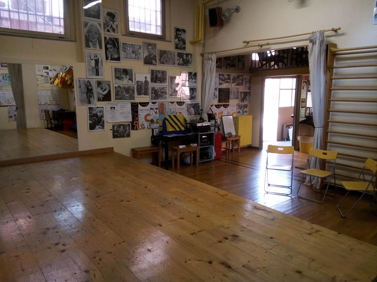 spazio teatro ecole dognop scuola recitazione